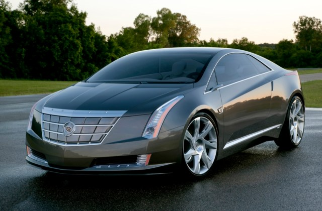 Converj Concept To Enter Production As Cadillac Elr Buy - Medium