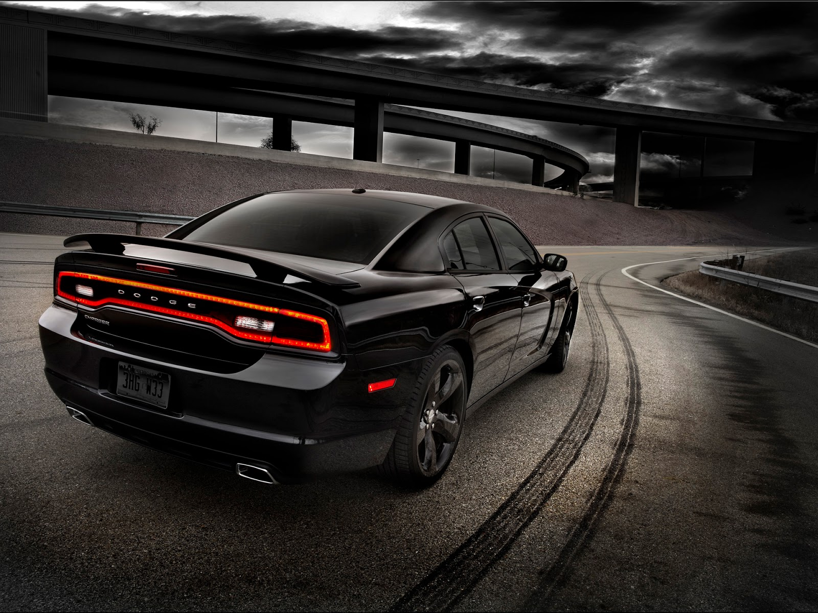 Hd Wallpapers 2012 Dodge Charger Rt Photo Of A - Medium