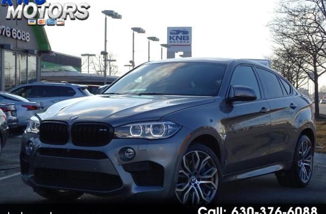 Used 2015 bmw x6 m for sale in northlake il 60164 knb motors official photos - medium