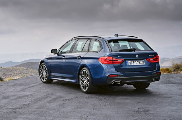 New Bmw 5 Series Touring The Fifth Estate Is Here Car - Medium