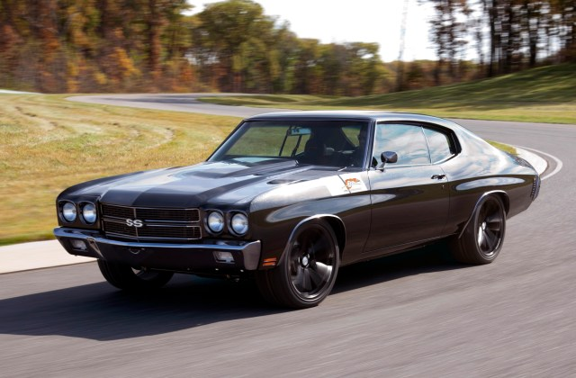 Chevrolet Chevelle Ss By Dale Earnhardt Jr Sema Concept Wallpaper Hd - Medium