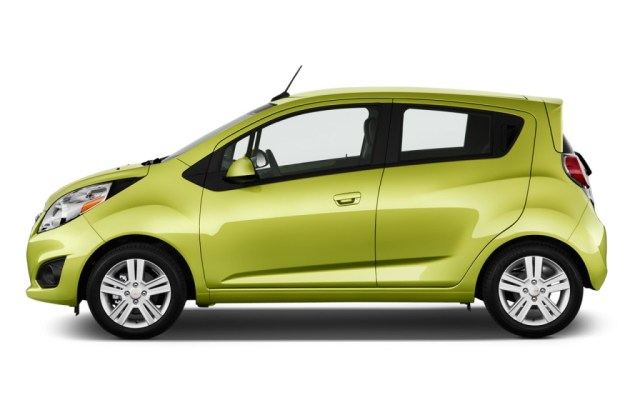 2014 Chevrolet Spark Chevy Pictures Photos Gallery Photo - Medium