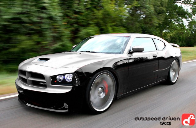 Dodge Charger Review And Photos Photo Of A - Medium