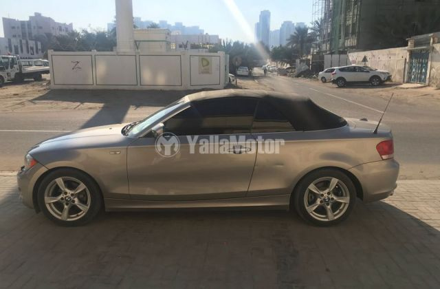 Used Bmw 1 Series Convertible 2012 Car For Sale In Dubai Special Editions - Medium