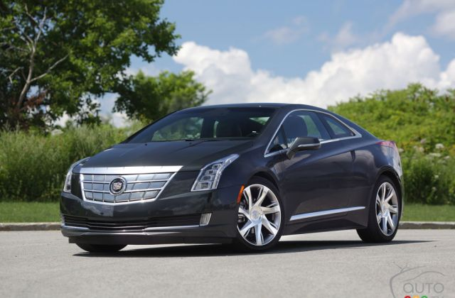 2014 Cadillac Elr Review Editor S Car Reviews Auto123 And Driver - Medium