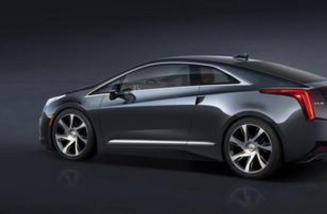Cadillac Elr Offers Steering Wheel Paddles For Engaging Heated - Medium