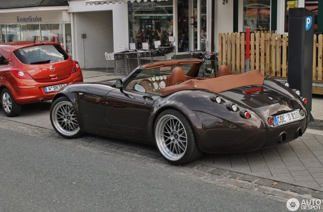 Wiesmann Roadster Mf4 6 May 2013 Autogespot Gt And S - Medium