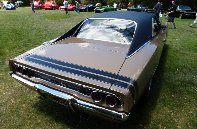 dodge charger for 1966 1967 what a fastback photo - medium