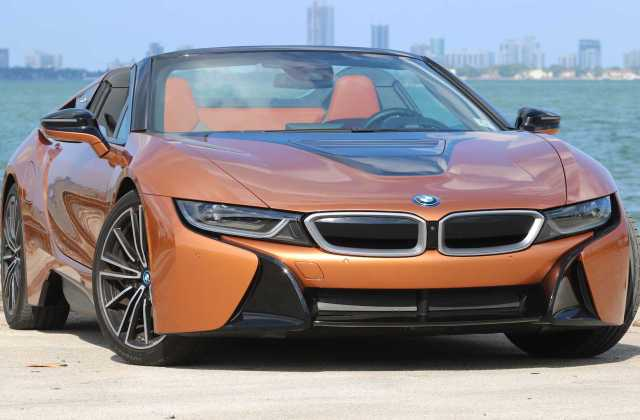 2019 bmw i8 roadster review early adopter late bloomer safety features - medium