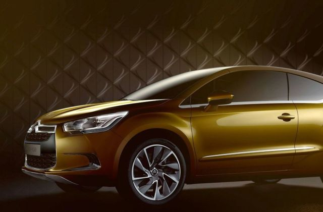 Citroen Ds High Rider Concept First Details And Photos Released 2010 - Medium