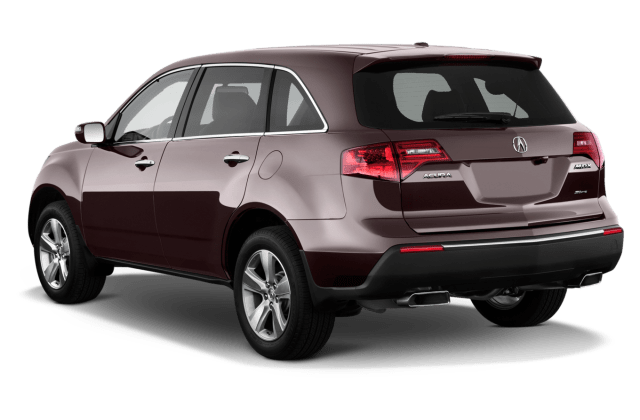 2011 acura mdx reviews and rating motor trend review - medium