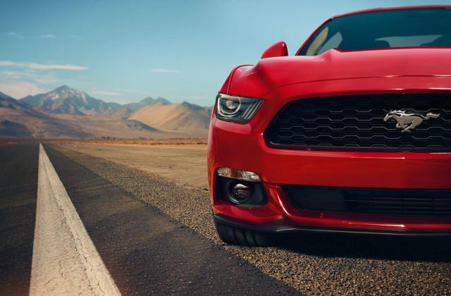 Ford Mustang Red Wallpapers Wallpaper Cave Hd 1920x1080 - Medium