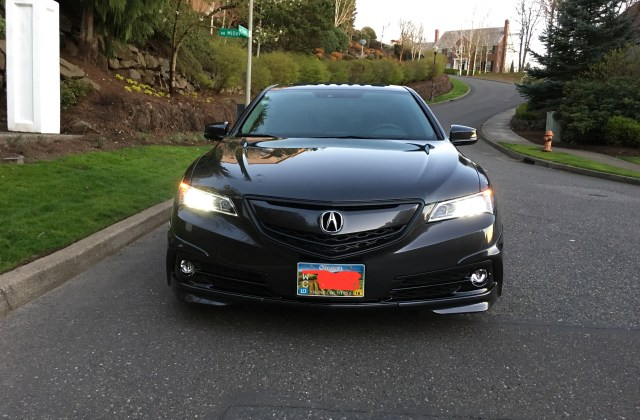 my 2015 graphite tlx tech acurazine acura enthusiast tl - medium