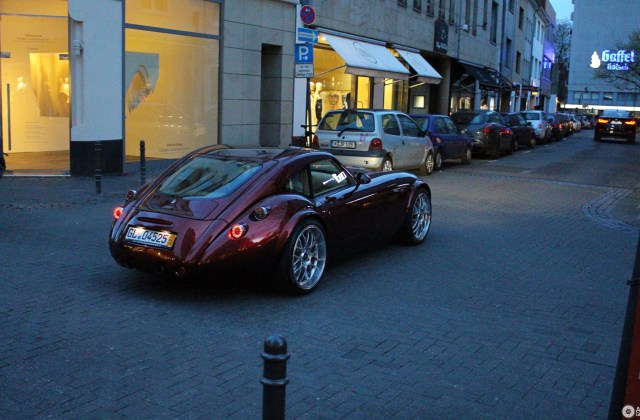Wiesmann Gt Mf4 S 9 April 2016 Autogespot And - Medium