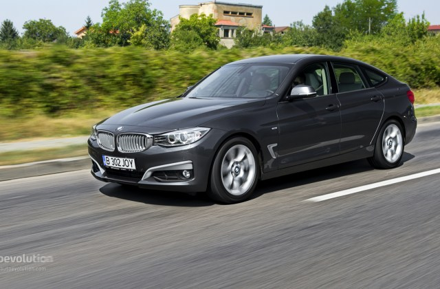 Bmw 3 Series Gran Turismo Tested By Autoevolution - Medium