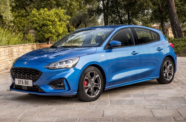 2018 ford focus st line wallpapers and hd images car pixel performance - medium