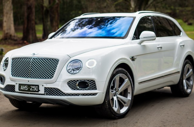 Bentley Bentayga 2016 Au Wallpapers And Hd Images Car 2012 Smart For Us Concept - medium
