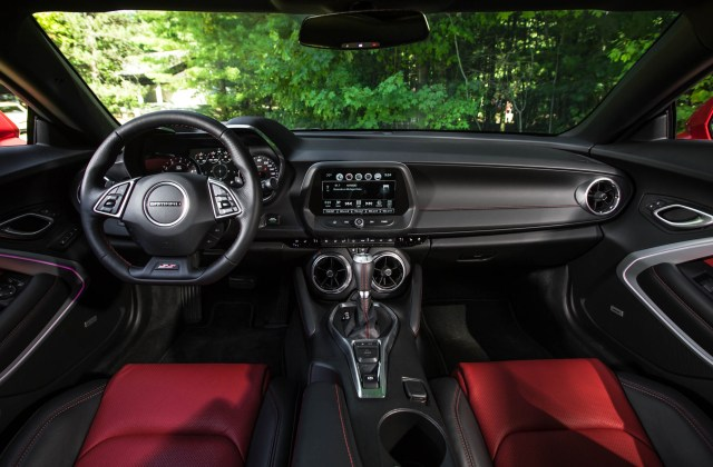 chevrolet camaro interior 2016 dot com 2017 photos - medium