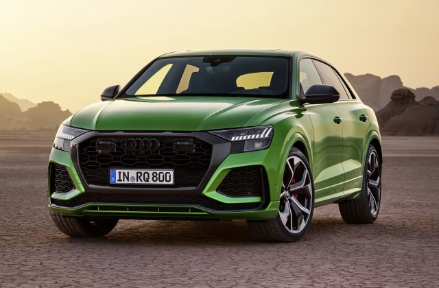 2020 Audi Rs Q8 Revealed With 600hp Our First Impression Concept - Medium