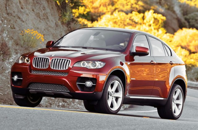 2012 Bmw X6 Reviews And Rating Motor Trend - Medium