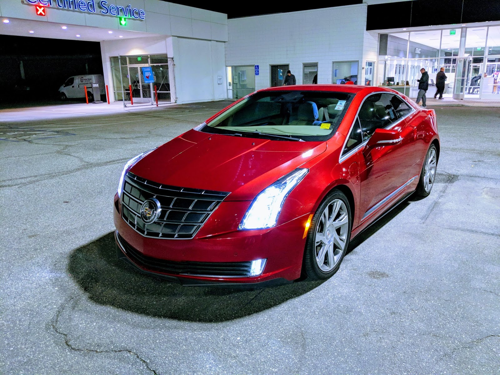The Resistor Network Groking Cadillac Elr Buy - Medium