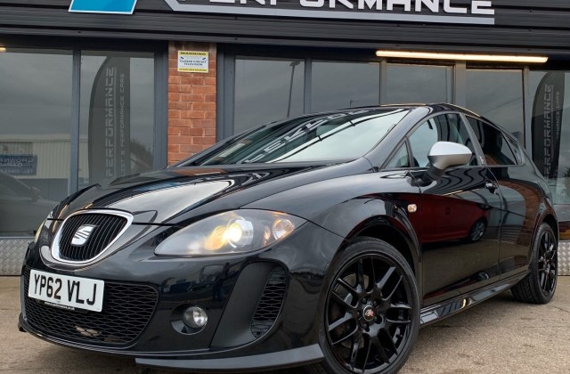 See Previous Sold Car From Sr Performance 2012 Seat Leon Fr Supercopa - Medium