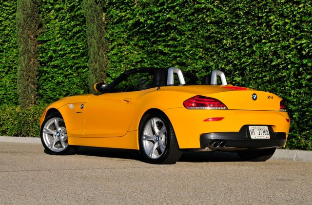 2012 Bmw Z4 Reviews And Rating Motor Trend Photo - Medium