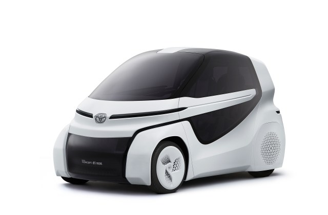 Toyota Unveils New Electric Vehicle Concepts That Will Never Concept - Medium