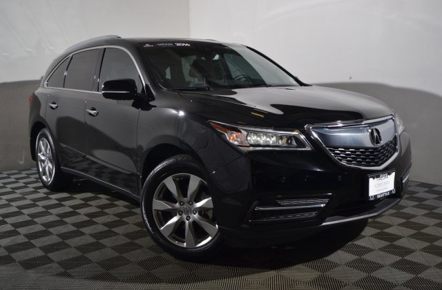 Acura Mdx Sport Package Awd For Sale Used Cars On Buysellsearch Of Seattle - Medium