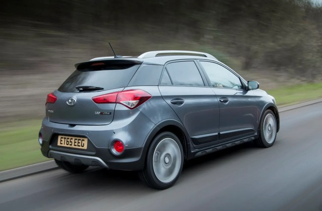 Used Hyundai I20 Active 2016 2018 Review Parkers - Medium