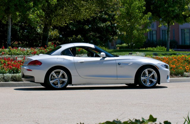 Car In Pictures Photo Gallery Bmw Z4 Sdrive28i 2012 - Medium
