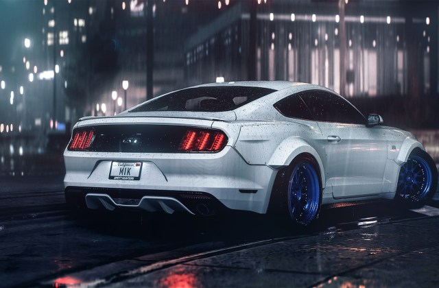 Ford Mustang Gt Hd Wallpaper Background Image 1920x1080 - Medium