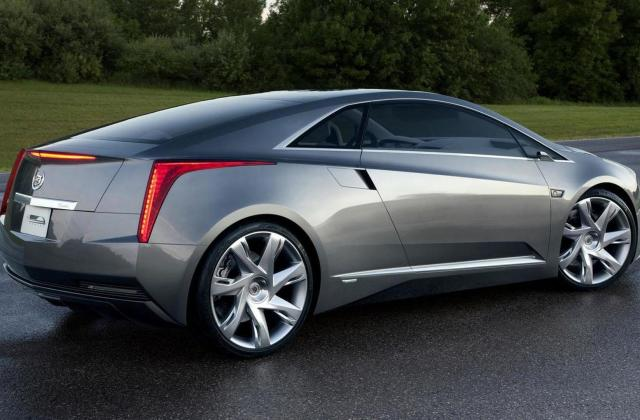 Cadillac Elr Will Be A Chevrolet Volt On Steroids Report Review Car And Driver - Medium