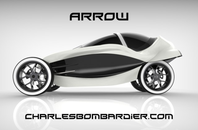 The Arrow What Happens When An Electric Motorcycle And A Concept Vehicle - Medium
