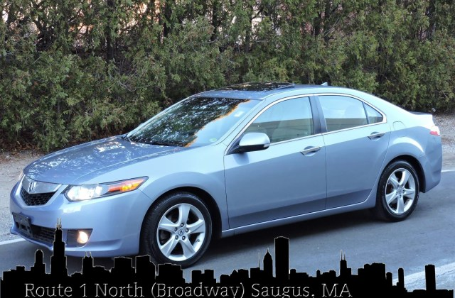 Used 2009 Acura Tsx E350 Luxury At Auto House Usa Saugus - Medium