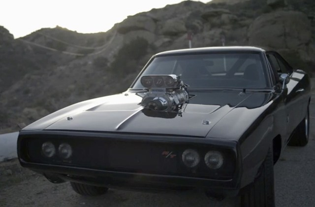 Dodge charger 1969 fast and furious Silk Poster Wallpaper 24 X 14 inch