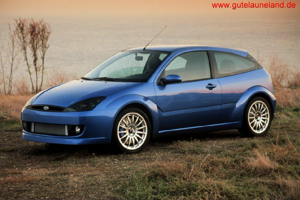 Ford Focus Tuning Photoshop Virtual Photo Of - Medium