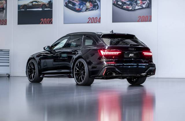 audi rs 6 7 and q8 receive up to 690 sae hp of abt volkswagen  - medium