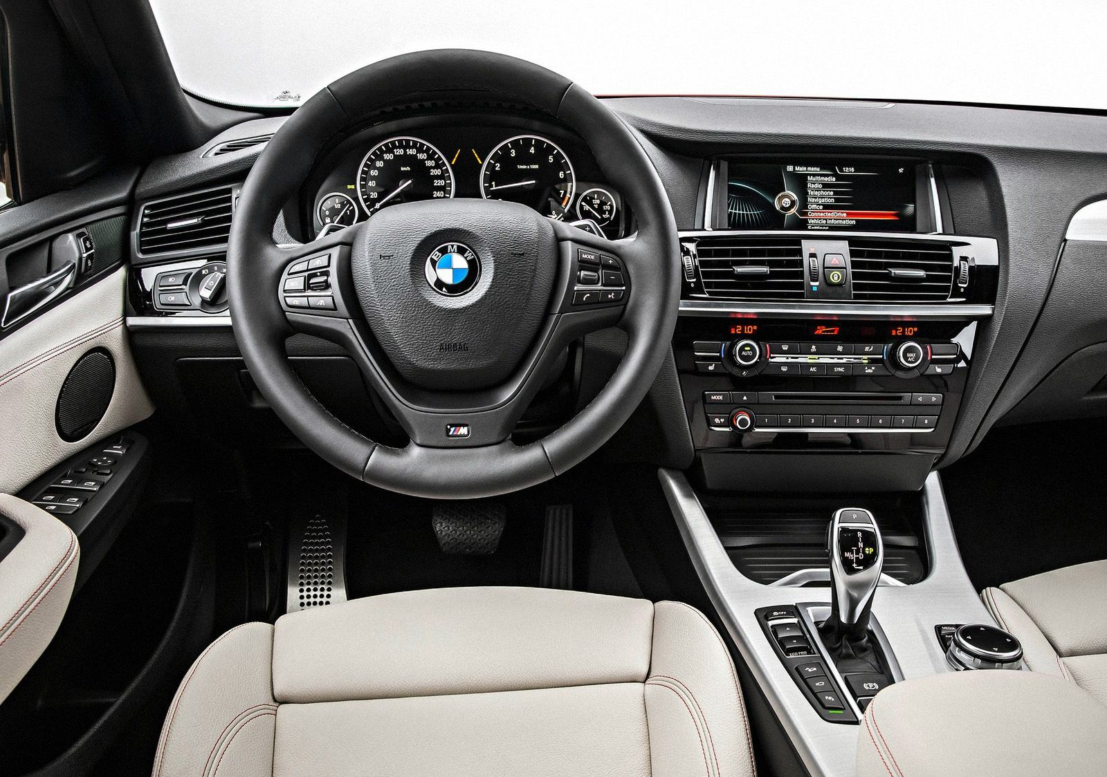 Cool Sports Activity Coupe 2015 Bmw X4 Concept Interior Pictures - Medium