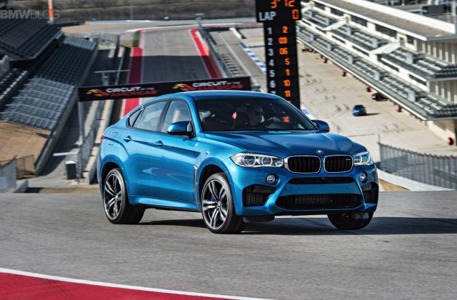 2015 Bmw X6 M At Circuit Of The Americas Sport Wallpaper - Medium