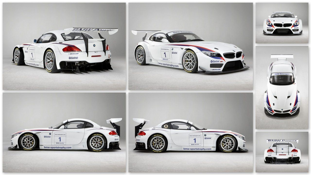 Bmw Z4 Gt3 Wallpaper Hd Wallpapers Available In - Medium
