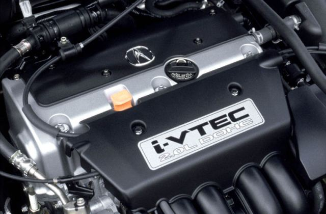 2002 Acura Rsx 2 0l 4 Cylinder Engine Picture Pic Image - Medium