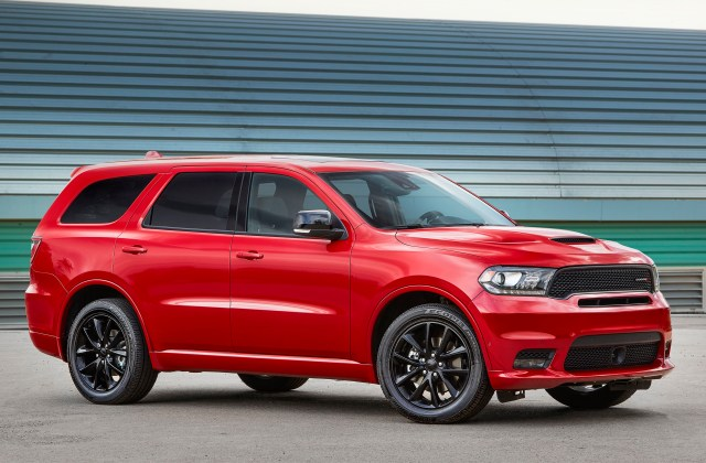 2019 Dodge Durango Review Ratings Specs Prices And Photo Of - Medium