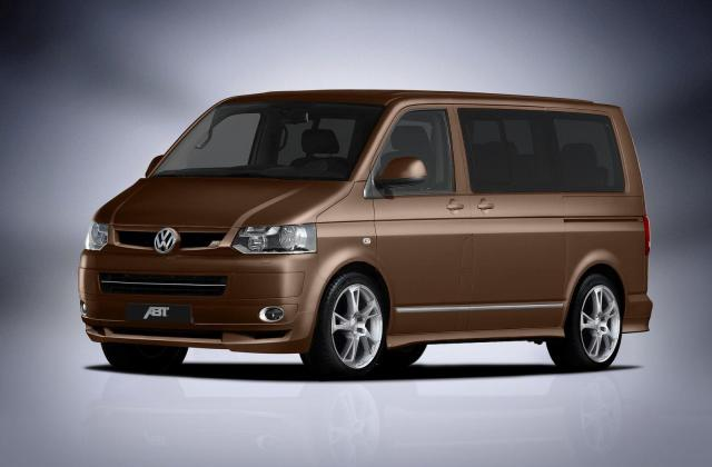Vw Multivan T5 Abt Volkswagen - Medium