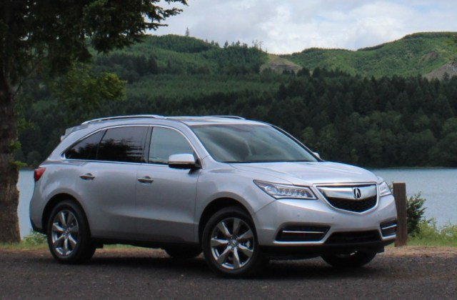 2014 Acura Mdx Nav Pkg Gatineau Towing - Medium