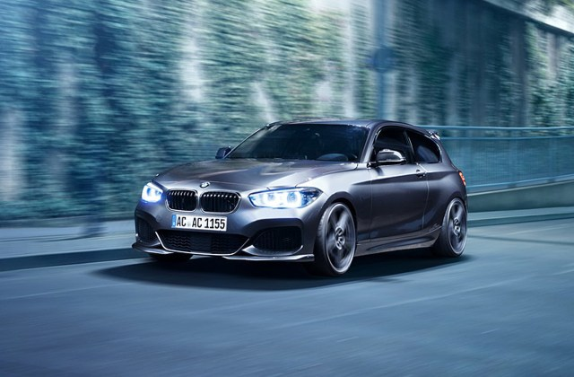 Ac Schnitzer Blasts 400hp Into The Bmw 1 Series 2017 - Medium