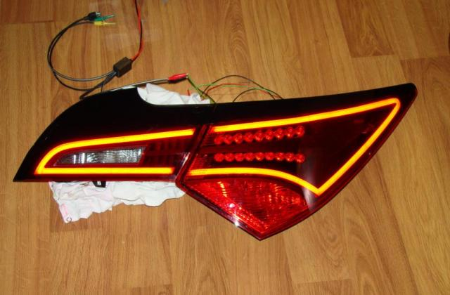 Zdx Concept Style Led Tail Lights Project Preview Tsx - Medium