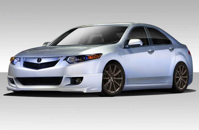 Welcome To Extreme Dimensions Item Group 2009 2010 Acura Tsx - Medium
