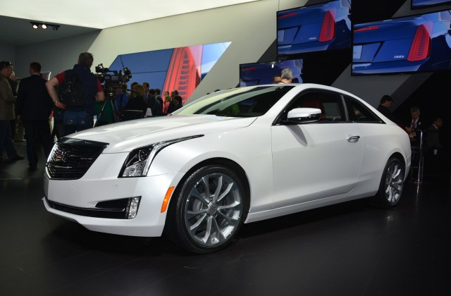 Cadillac Ats Wallpapers Hd Full Pictures - Medium
