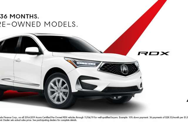 Lindsay Acura Dealer In Columbus Oh Tl Lease - Medium